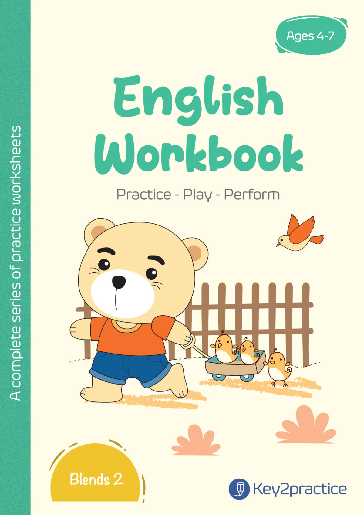 Worksheets I Phonics I English I Pre-primary ...