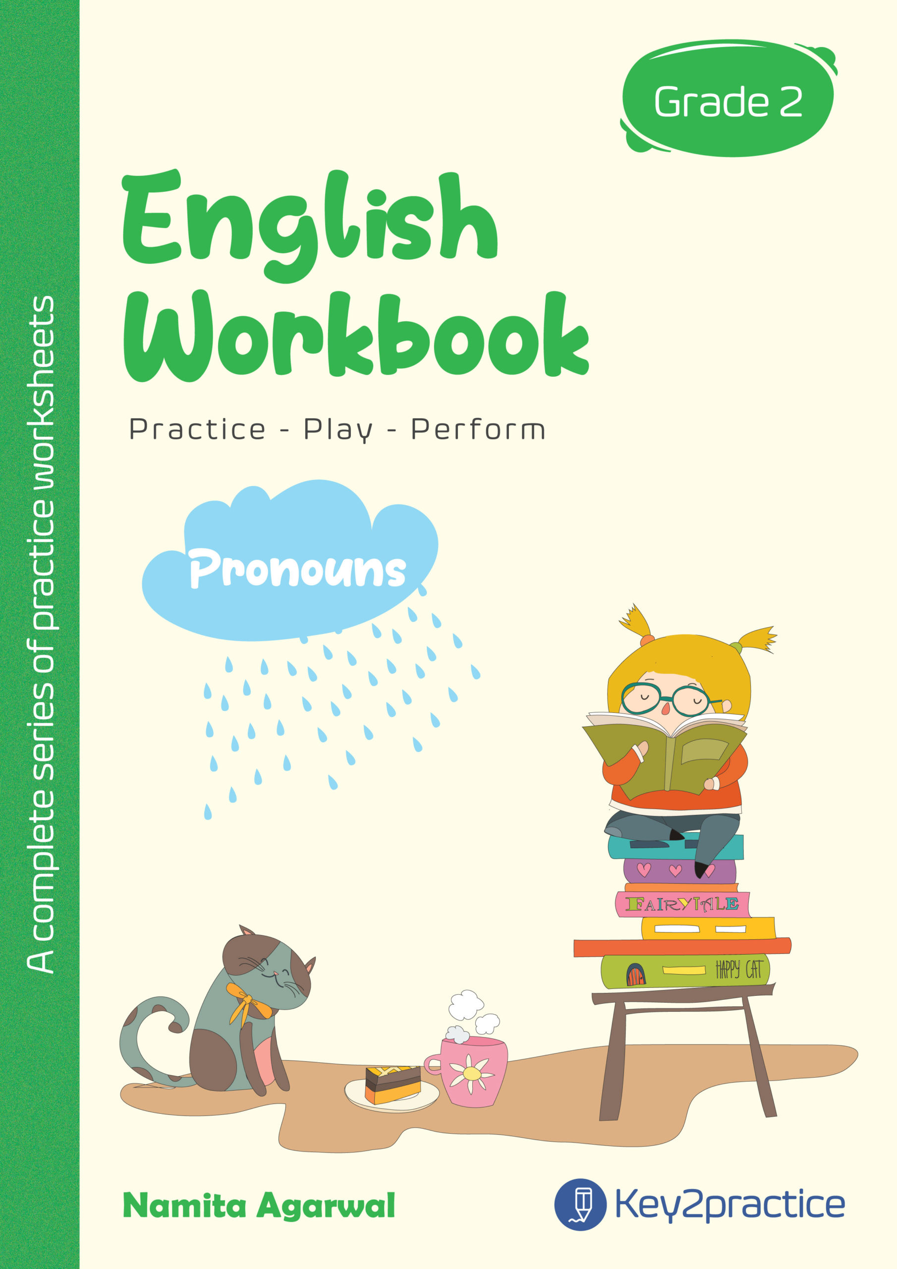 Pronouns Worksheets Grade 2 I English Key2practice Workbooks